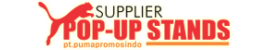 Supplier Popup stands - Puma Promosindo